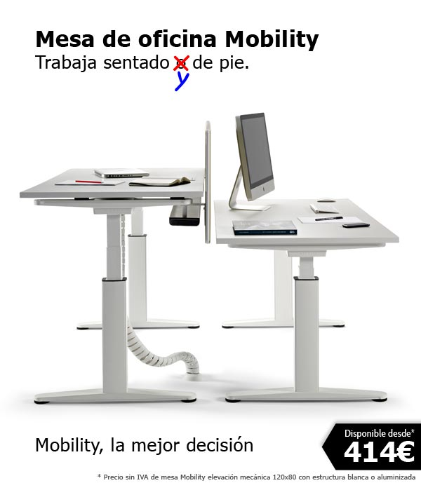 Mesa regulable Mobility