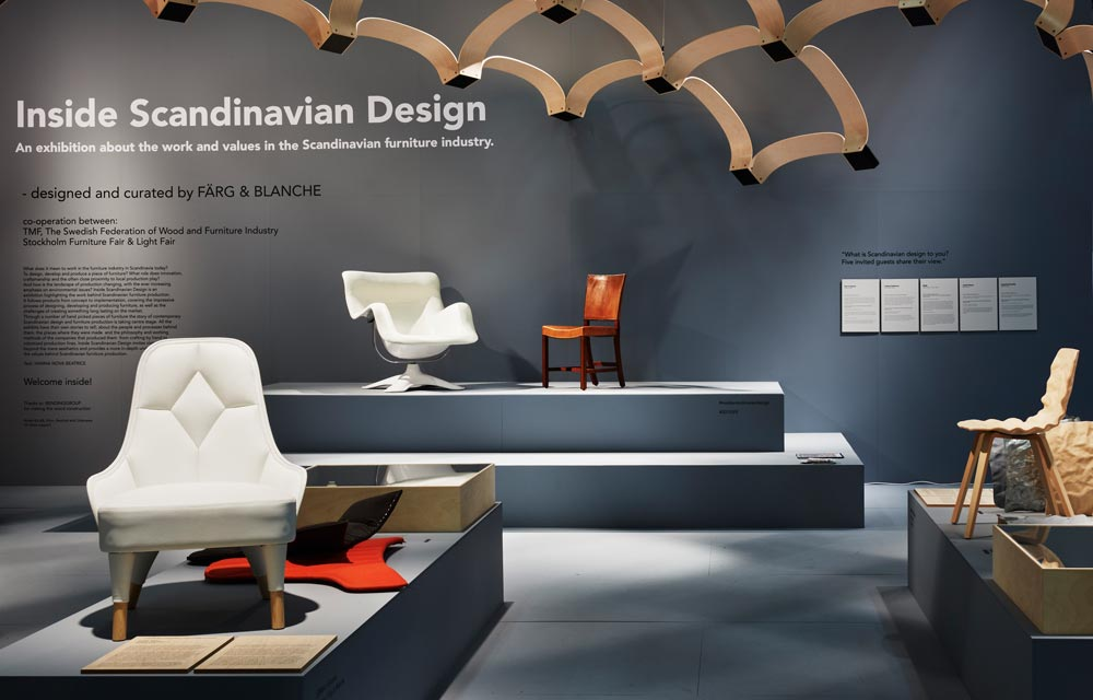 Stockholm Furniture Fair 2015