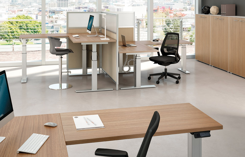 Mesa regulable Sit & Stand
