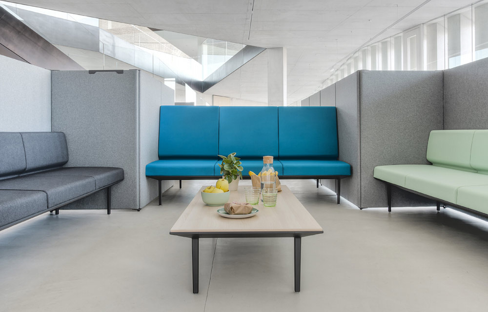 Zona soft seating longo